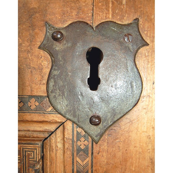Lock Cover - Design From Antiquity