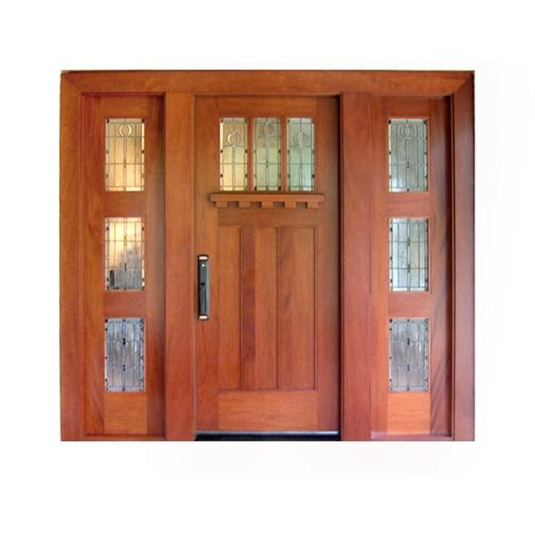 American craftsman door