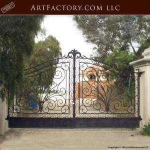 Custom Fine Art Estate Gates