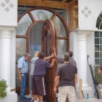 Typical Door Delivery And Installation