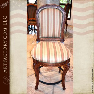 Carved Cherry Wood Dining Table hand carved dining chairs