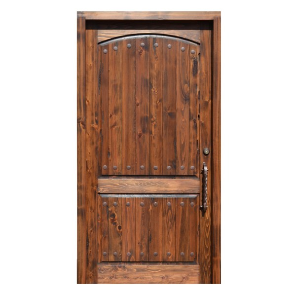 Solid Wood Doors Plain Simple