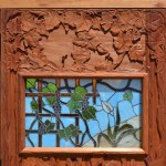 custom wine cellar door