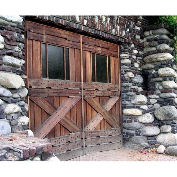 Garage Doors Greene & Greene Design