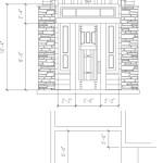 Door Design From Historic Record