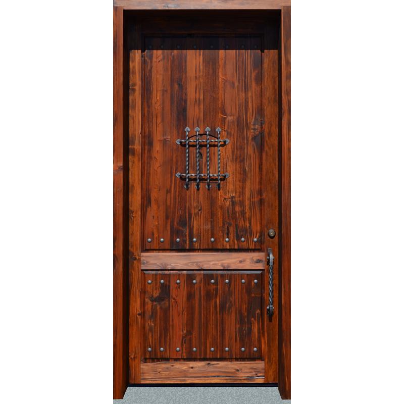 Door Speak Easy - Designed From Historic Record