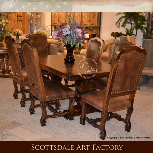 fine dining room tables. Fine Dining Table  Real Solid Wood Tables Room Furniture