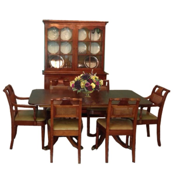 Mission Style Dining Room Tables: Craftsman Dining Room Furniture