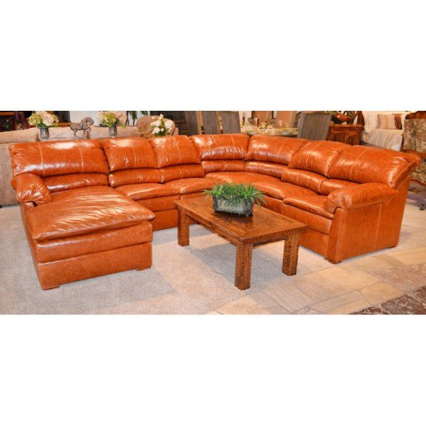 Leather Sofa Custom Luxury Leather Sofas