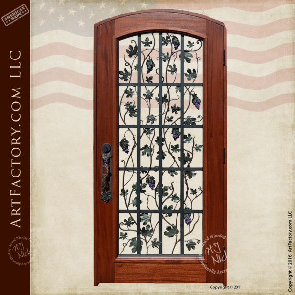 Hand Crafted Decorative Door