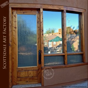 custom windows, hand built windows