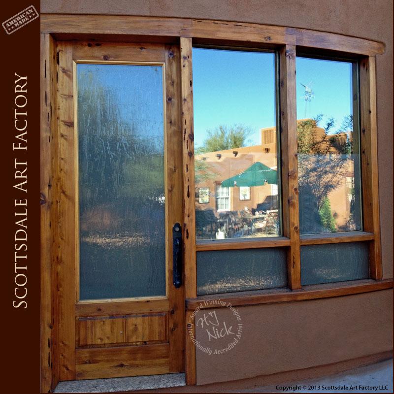 custom windows, hand built windows