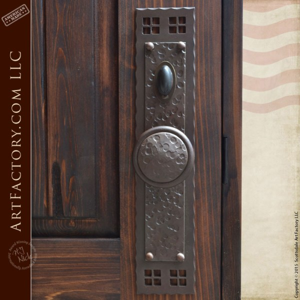 craftsman door knob