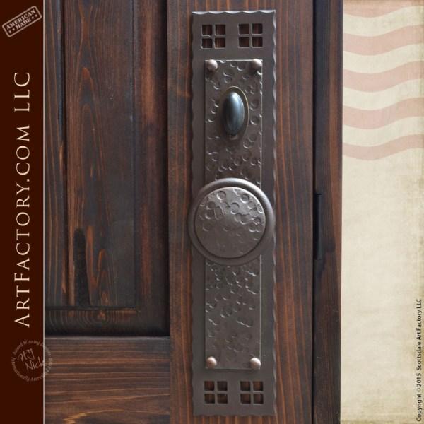 craftsman door knob