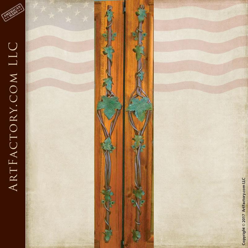 grapevine door handles