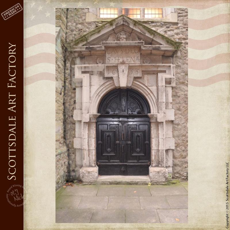 Door Historic 17th Century Door