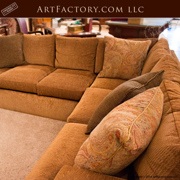 custom sectional sofa