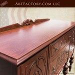 Antique Heirloom Restored Custom Dining Furniture