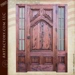Italian Style custom door