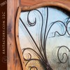 Parisian style custom door