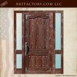 exterior custom doors