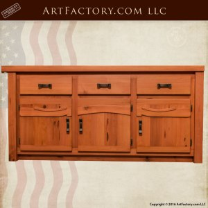 Manor House Custom Side Board Buffett