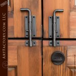 double Dutch entry doors