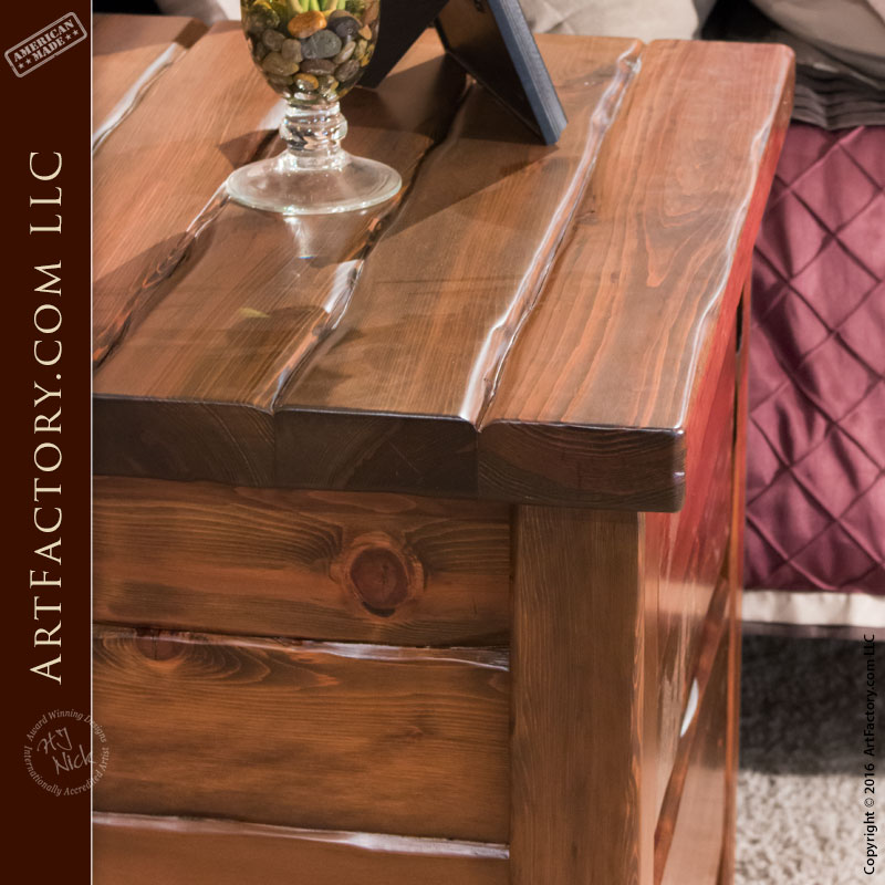Quality Furniture Makers: Handcrafted Wood Furniture