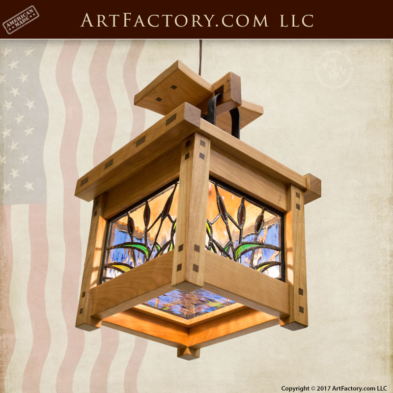 Craftsman Chandelier Fine Art Lighting Inspired By Greene u0026 Greene u2013 CH6126A & Craftsman Lighting: Inspired By The Arts and Crafts Movement