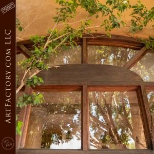 Entrance Windows