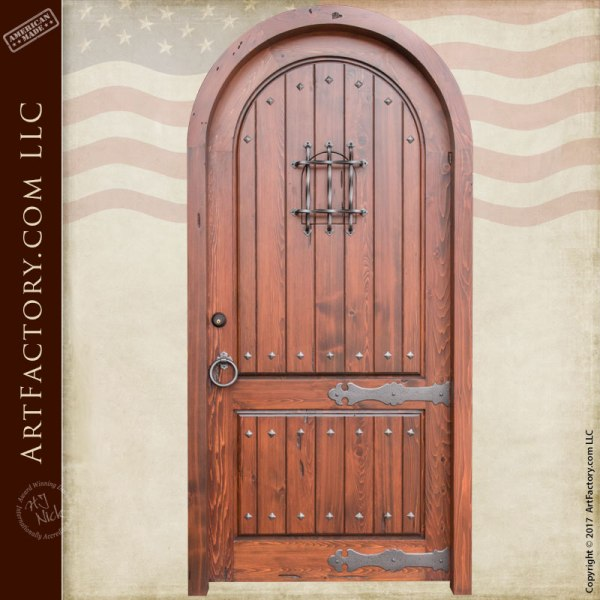 fortress style doors