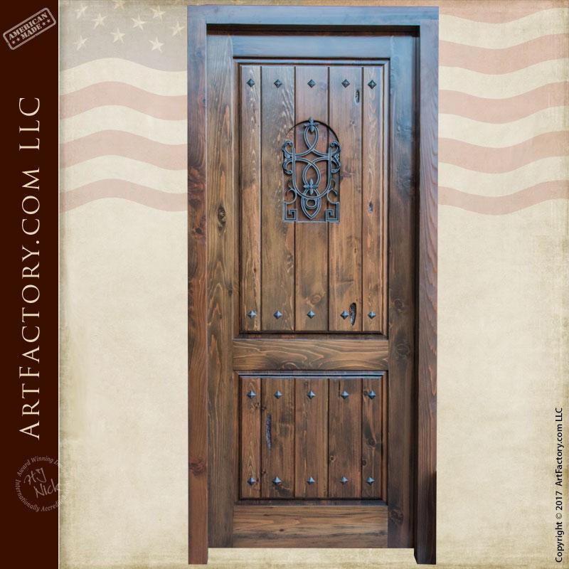 Solid Wood Entry Door Solid Wood Entry Door