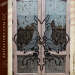 Heavenly Goat Brewing Co Grand Entrance Door