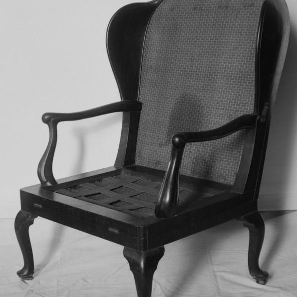 Metropolitan Museum Chair, porter's folding bed chair