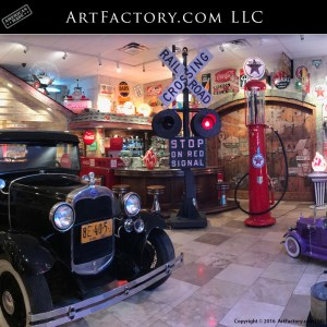 Restorations Shop Retro Man Cave Collectables