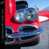 fully original 1960 Chevy Corvette