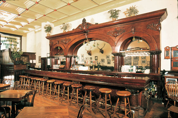 The World Famous Palace Bar Inspiration For Our Western