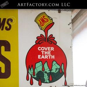 Sherwin Willams Paints Billboard Sign