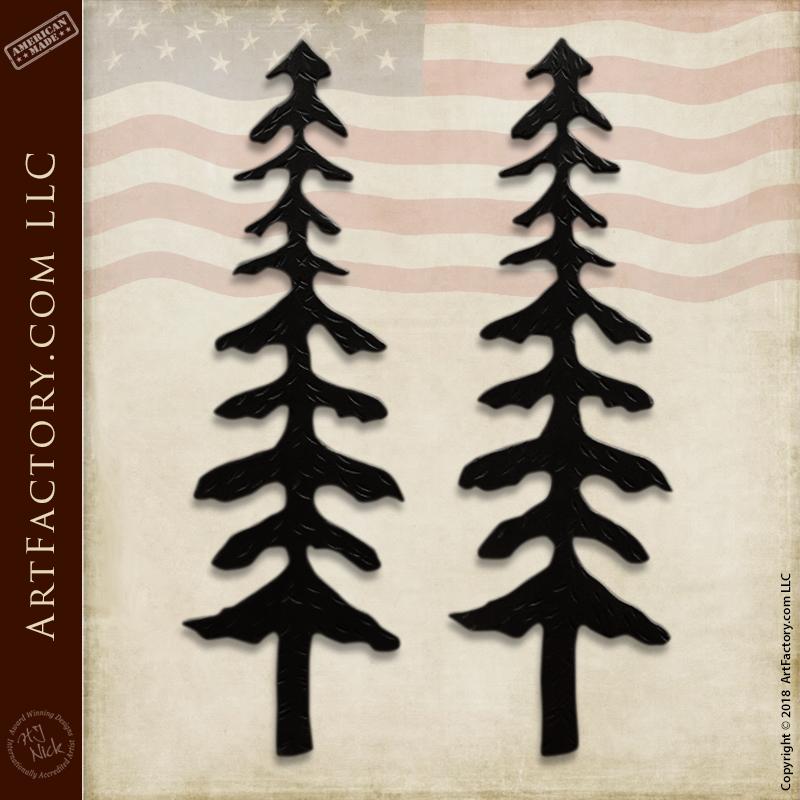 pine tree door handles