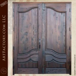 European Villa Style Iron Door Pulls