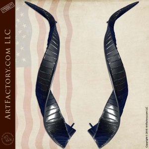 Antelope Horn Customized Door Pulls