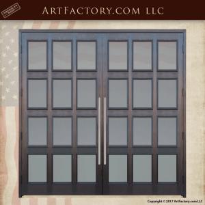 12 panel french doors