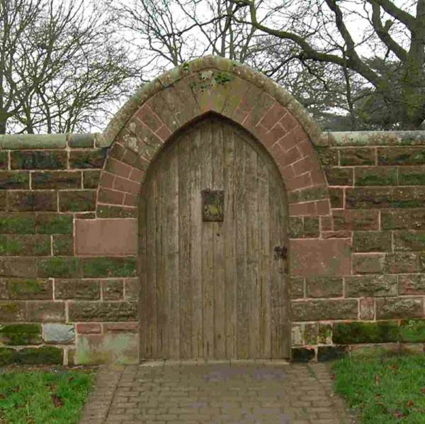 Garden Gate - Designs From The Historical Record - HRG411