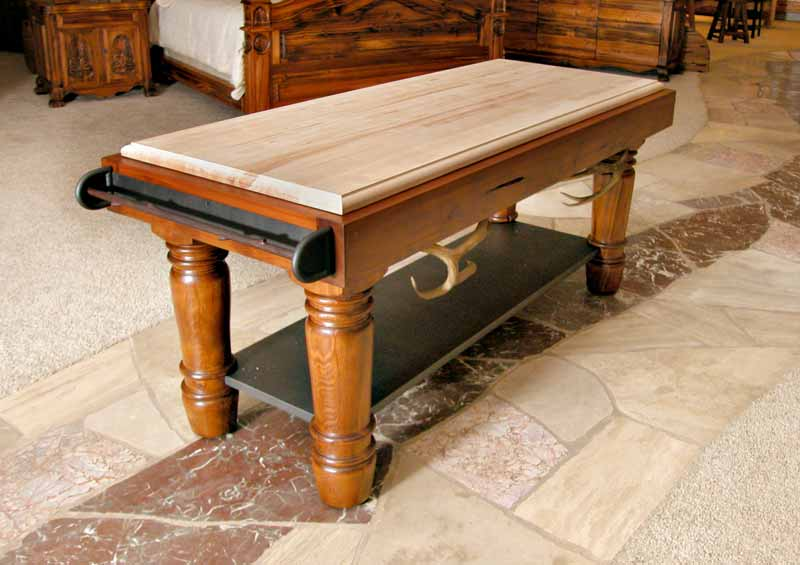 Butcher Block -  Chateau de Combourg 13th Cen -  KIT0963