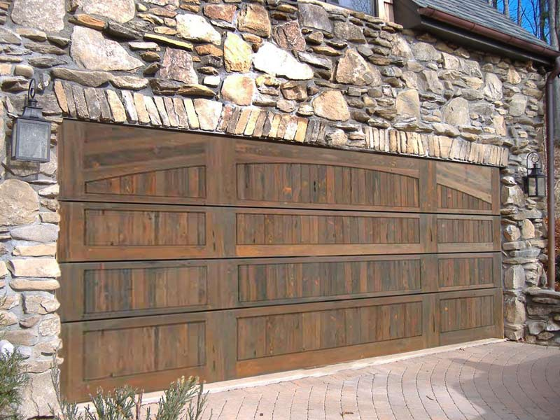 Garage Door - Finished Both Sides Thermal Wall - CGD456