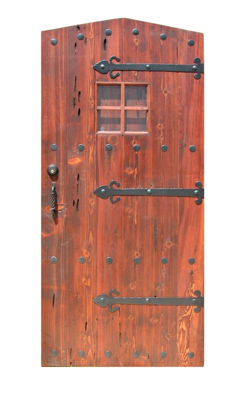 Gable Door - Designer Doors from Historical Record - 3193AT ...  sc 1 st  Scottsdale Art Factory & Doors | Wooden Doors | Castle Doors | Gable Doors | Historical Doors