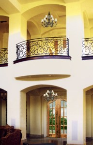 Balcony - Designed From Antiquity Tuscany 13th Cen - BAL6565