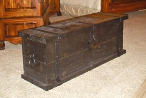 Chest -  Storage Chest 13th Cen - OC2367A