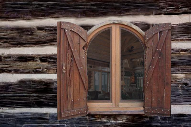 Custom Windows - Design From Antiquity - HW234