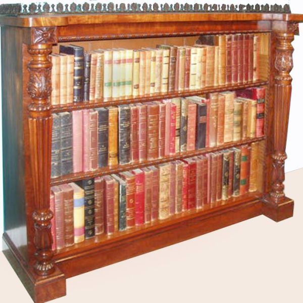 Bookcase - Design From Antiquity - HBC8888